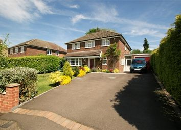 Thumbnail 4 bed detached house for sale in Oaklands Drive, Bishop's Stortford