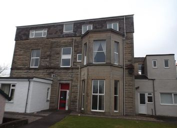 Thumbnail 1 bed flat to rent in Park End Road, Workington