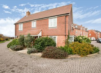Thumbnail 4 bed detached house for sale in Solent Crescent, Hailsham