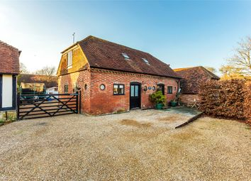 3 bed semi-detached house for sale in Delaware Farm, Hever Road, Hever, Kent TN8