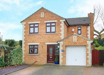 Thumbnail 4 bed detached house for sale in Aviemore Close, New Whittington, Chesterfield, Derbyshire