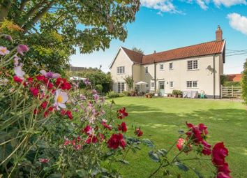 Thumbnail 5 bed detached house for sale in Morley St. Botolph, Wymondham, Norfolk