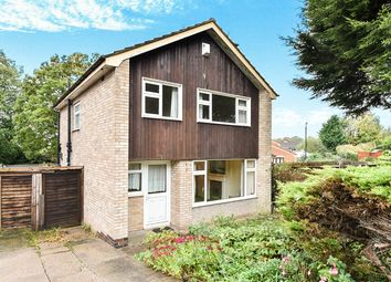 Thumbnail 3 bed detached house for sale in Gascoigne Drive, Spondon, Derby