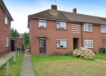 Thumbnail 3 bedroom end terrace house for sale in Griffin Crescent, Wick, Littlehampton