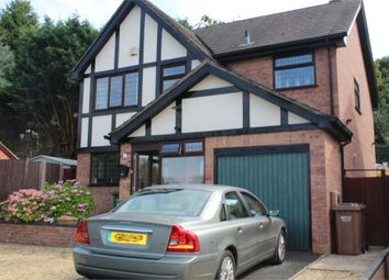 Thumbnail 4 bed detached house for sale in Hopton Drive, Kidderminster, Worcestershire