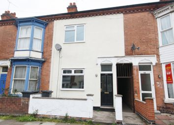 Thumbnail 3 bed terraced house to rent in Norman Street, West End, Leicester