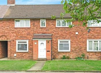 Thumbnail 3 bedroom terraced house for sale in Cranford Close, Staines-Upon-Thames, Surrey