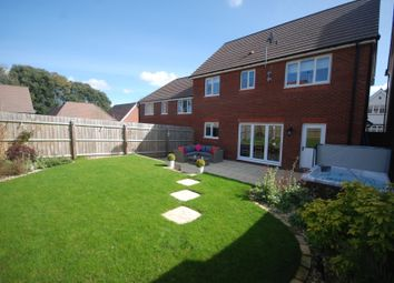 Thumbnail 4 bed detached house for sale in Blackmore Avenue, Bideford