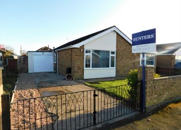 Thumbnail 2 bed detached bungalow for sale in Parkinsons Way, Trusthorpe, Mablethorpe
