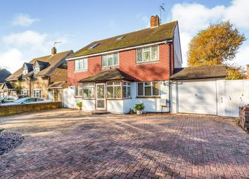 Thumbnail 5 bed detached house for sale in Lagham Park, South Godstone, Godstone