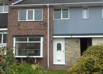 Thumbnail 3 bed terraced house to rent in Teesdale Road, Wingfield, Rotherham