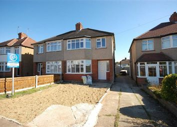 Thumbnail 3 bedroom semi-detached house to rent in Woodlands Avenue, Ruislip