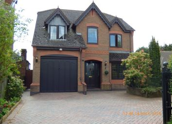 Thumbnail Property for sale in Francis Lane, Newton Burgoland, Leicestershire