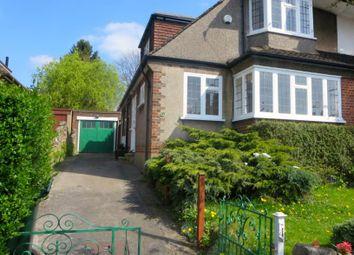 Thumbnail 2 bedroom semi-detached house for sale in Oak Tree Drive, Totteridge