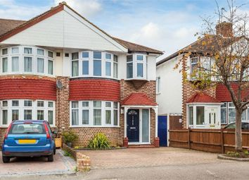 Thumbnail 3 bed end terrace house for sale in Hersham Road, Hersham, Walton-On-Thames, Surrey