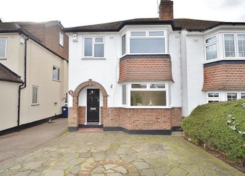 Thumbnail 3 bedroom semi-detached house for sale in Park Road, Barnet