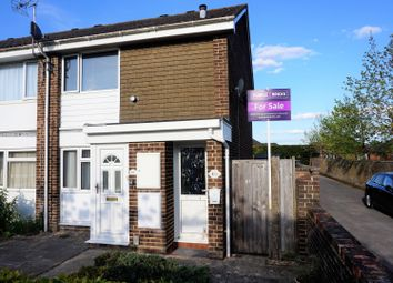 Thumbnail 1 bed maisonette for sale in Mortimer Way, North Baddesley