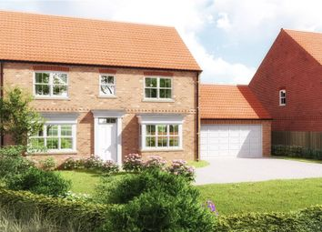 Thumbnail 5 bedroom detached house for sale in Applegarth (Plot E), Main Street, Linton On Ouse, York