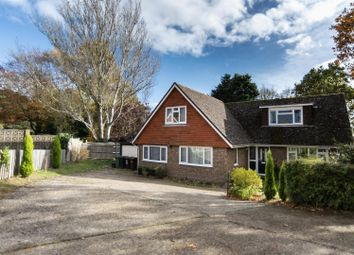 Thumbnail 4 bed detached bungalow for sale in Fowlers Close, Bexhill-On-Sea