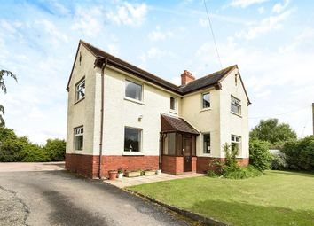 Thumbnail 3 bed detached house for sale in Orange Fox View, Allensmore, Hereford
