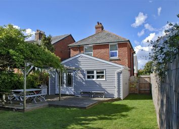 Thumbnail 3 bedroom detached house for sale in Ambleside Road, Lymington, Hampshire