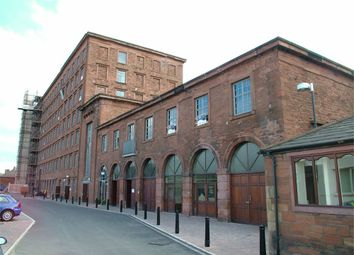 Thumbnail 1 bed flat for sale in The Boiler House, Shaddon Mill, Shaddongate, Carlisle, Cumbria