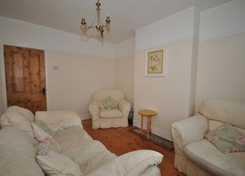 Thumbnail 3 bed end terrace house to rent in Walker Road, Portsmouth