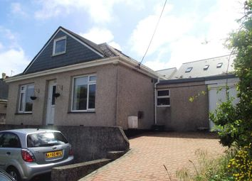 Thumbnail 3 bed detached bungalow for sale in Penbeagle Way, St. Ives, Cornwall