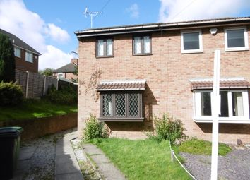 Thumbnail 2 bed semi-detached house to rent in Thorpe Close, Chesterfield