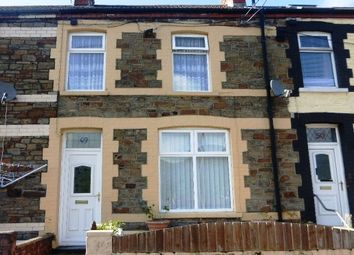 Thumbnail 2 bed terraced house for sale in Gethin Terrace, Porth