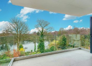 Thumbnail 2 bed flat for sale in Vale Of Health, Hampstead
