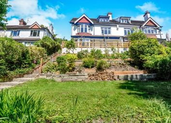 Thumbnail 5 bed semi-detached house for sale in Cliff End, Purley, Surrey, England