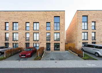 Thumbnail 4 bed town house for sale in 9 Muirhouse Parkway, Edinburgh