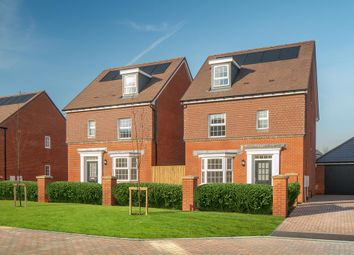 """Thumbnail 4 bedroom detached house for sale in """"Bayswater"""" at Leigh Road, Wimborne"""