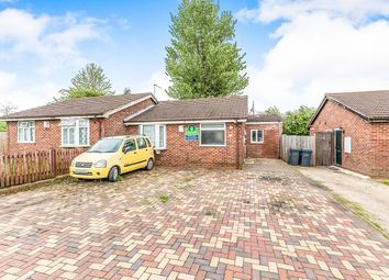 Thumbnail 4 bed bungalow for sale in Quantock Close, Rubery, Rednal, Birmingham