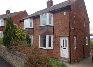 Thumbnail 2 bed semi-detached house to rent in Sandstone Road, Sheffield