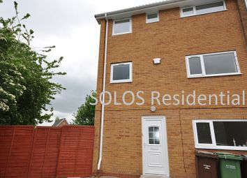 Thumbnail 4 bed town house to rent in Parkwood Court, Nottingham