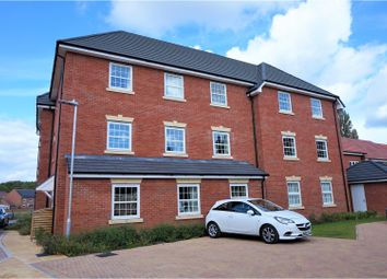 Thumbnail 2 bed flat for sale in 34 Bromley Road Kingsway, Gloucester