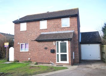 Thumbnail 3 bed detached house for sale in Darcy Close, Kirby Cross, Frinton-On-Sea