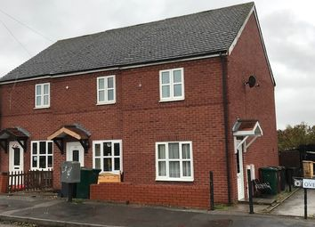 Thumbnail 2 bed end terrace house for sale in Oversetts Rd, Newhall