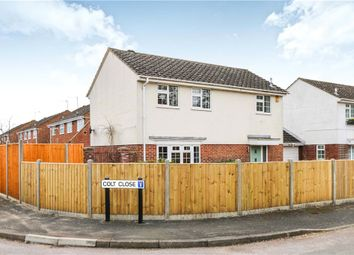 Thumbnail 3 bed detached house for sale in Colt Close, Rownhams, Southampton, Hampshire