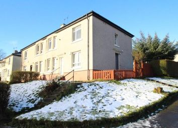 Thumbnail 2 bed flat for sale in Kestrel Road, Knightswood, Glasgow