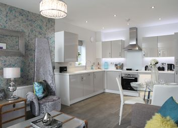 "Thumbnail 1 bedroom flat for sale in ""Saxon House"" at Deardon Way, Shinfield, Reading"