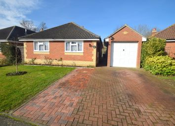 Thumbnail 3 bed detached bungalow for sale in Downlands, Elmsett, Ipswich