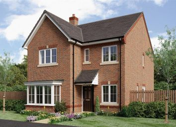 "Thumbnail 4 bed detached house for sale in ""Mitford"" at Hind Heath Road, Sandbach"