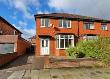 Thumbnail 3 bed semi-detached house for sale in Oldfield Road, Prestwich, Manchester