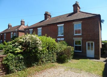 Thumbnail 3 bedroom end terrace house to rent in Intwood Road, Cringleford, Norwich