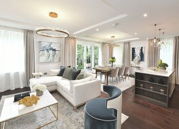 Thumbnail Flat for sale in Wimbledon Hill Park, The Mansions, London.