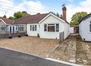 Thumbnail 3 bedroom semi-detached bungalow for sale in Celia Crescent, Ashford, Middlesex