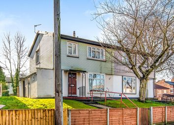 Thumbnail 3 bed semi-detached house for sale in Chandos Grove, Salford